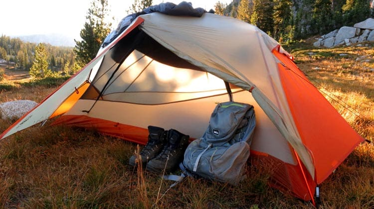 best backpacking tents for the money